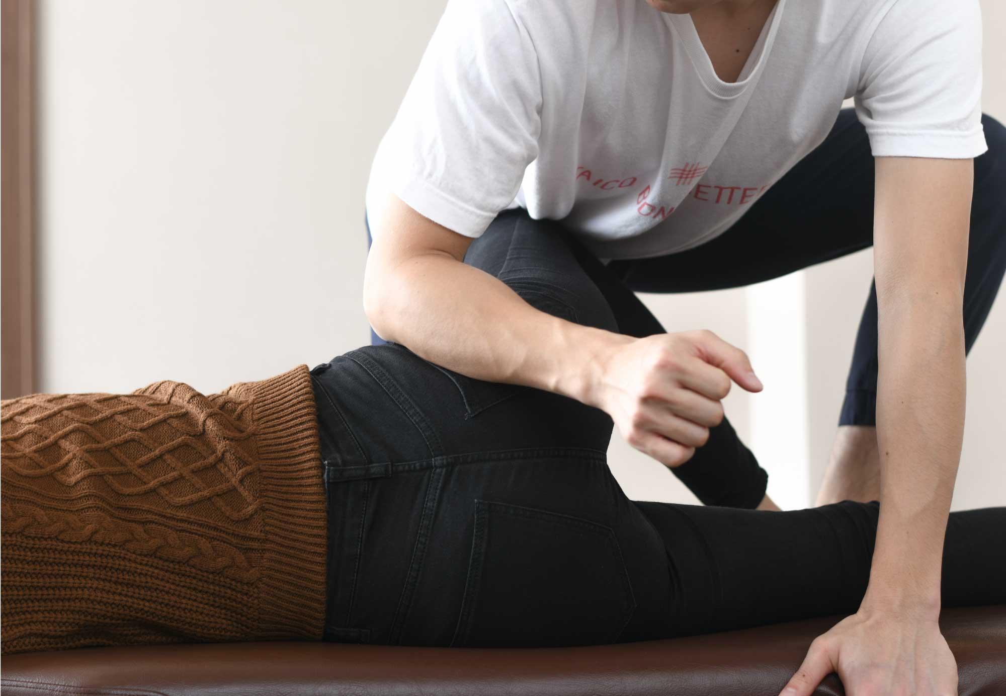 LPHC筋肉矯正   名古屋 栄 タイコ接骨院